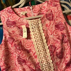 NWT Seashell Shift